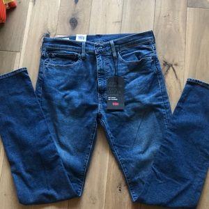 Levi's 510 Men's blue jeans NWT - W34 L34 Skinny